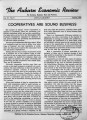 1947-03: Auburn Economic Review Newsletter, Auburn, Alabama, Volume 04, Issue 08