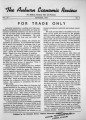 1946-09: Auburn Economic Review Newsletter, Auburn, Alabama, Volume 04, Issue 02