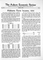 1942-03: Auburn Economic Review Newsletter, Auburn, Alabama, Volume 03, Issue 02