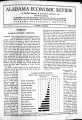 1933-05-01: Alabama Economic Review Newsletter, Auburn, Alabama, Volume 03, Issue 05