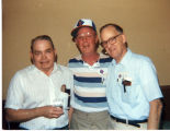 "Eugene B. Sledge with Merriell A. ""Snafu"" Shelton and Paul Wright"