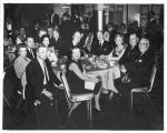 Eddie Rickenbacker at a dinner at the Starlight Roof- Waldorf Astoria