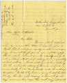 1861-06-26: John P. Elsberry to Mary Louisa Mitchell Williamson, Letter