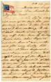 1861-10-05: Joseph A. Mitchell to William Fitzpatrick, Letter