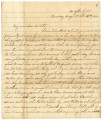 1862-08-12: Mary Louisa Mitchell Williamson to Phil F. Mitchell, Letter