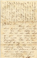1850s-08-11: Julia Gordon to Mary Louisa Mitchell Williamson, Letter