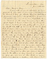 1896-06-15: H. C. Lamar to Mary Louisa Mitchell Williamson, Letter