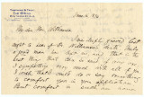 1896-06-16: Frances G. Caffey to Mary Louisa Mitchell Williamson, Letter