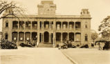 Iolani Palace, Honolulu, Hawaii, 1930s 1