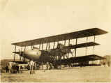 Witteman-Lewis XNBL Barling Bomber Army Tri-Plane 2