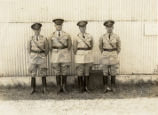 Army Air Force officers, Hawaii, 1930s