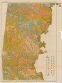 Choctaw County, Alabama Soil Map, 1921