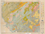 Coosa County, Alabama Soil Map, 1929