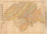 Etowah County, Alabama Soil Map, 1908