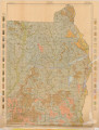 Henry County, Alabama Soil Map, 1908