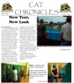 Cat Chronicles, Volume 1, Issue 1, March 2009