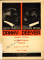 Danny Deever : ballad op. 2, no. 7 [with audio link]