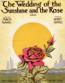 Wedding of the sunshine and the rose : song [with audio link]