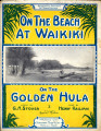 On the beach at Waikiki, or, The golden hula [with audio link]