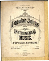 Popular songs and instrumental music by popular authors: Cackle, cackle, cackle ; Steam Polka