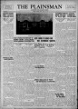 1926-03-12 The Plainsman
