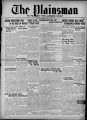 1926-01-16 The Plainsman