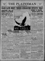 1927-10-07 The Plainsman