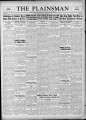 1929-11-12 The Plainsman