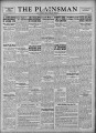 1927-12-09 The Plainsman