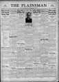 1929-10-22 The Plainsman