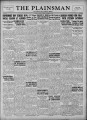 1927-09-23 The Plainsman