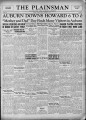 1929-10-25 The Plainsman