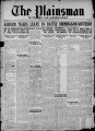 1925-09-25 The Plainsman