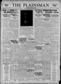 1926-09-17 The Plainsman