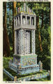 Wayside Shrine in South Park, Ave Maria Grotto, Cullman, Alabama