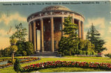 Vestavia Temple and Gardens, Birmingham, Alabama 1