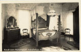 Rosemount Mansion Bedroom, Forkland, Alabama