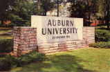 Auburn University Campus Marker