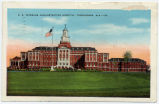 U.S. Veterans Administration Hospital, Tuscaloosa, Alabama