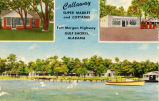 Callaway Supermarket and Cottages, Gulf Shores, Alabama