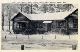Penn. Log Library, Kate Duncan Smith D.A.R. School, Grant, Alabama