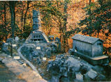 Noah's Ark and Tower of Babel, Ave Maria Grotto, Cullman, Alabama 1