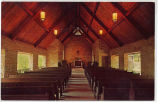 McDonald Memorial Chapel, Poplar Springs, Alabama