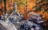Noah's Ark and Tower of Babel, Ave Maria Grotto, Cullman, Alabama 2
