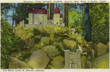Castle Trausnitz Miniature, Ave Maria Grotto, Cullman, Alabama