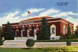 U.S. Post Office, Auburn, Alabama