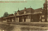 Western Railway of Alabama Station, Auburn, Alabama