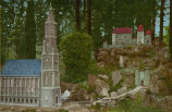 St. Martin's Church and Castle Trausnitz, Ave Maria Grotto, Cullman, Alabama