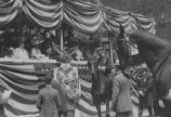 1907: Margaret Olivia Slocum Sage, Reviewing Stand 2
