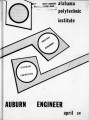 1959-04: Auburn Engineer Newsletter, Auburn, Alabama, Volume 32, Issue 07